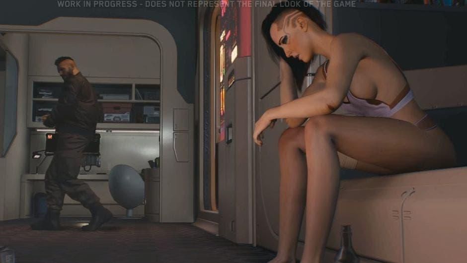 CD Projekt Red habla sobre el contenido sexual de Cyberpunk 2077 2