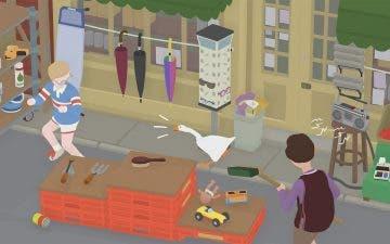 Untitled Goose Game se cuela en la intro de la cuarta temporada de Rick y Morty 1