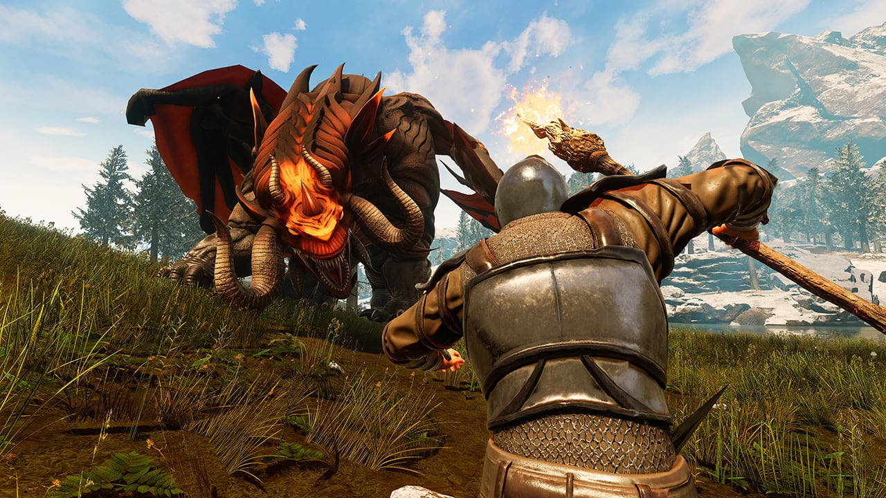 Análisis de Citadel: Forged with Fire para Xbox One 4