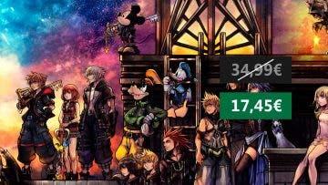Aprovecha esta oferta de Kingdom Hearts III (Xbox One) 10