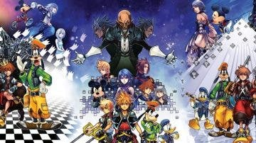 Ya disponible toda la saga Kingdom Hearts en Xbox Game Pass 1