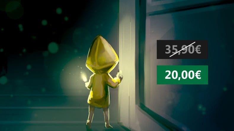 Oferta Little Nightmares Six Edition Xbox One 1