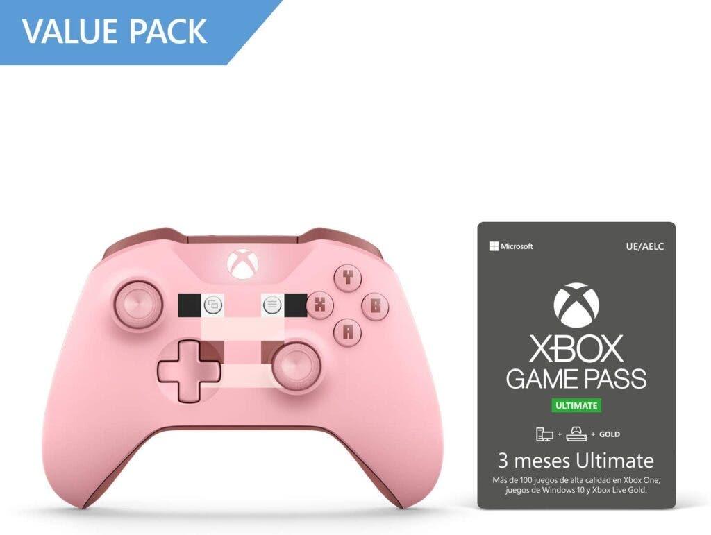 Mando Xbox One más 3 meses de Gamepass por sólo 53€ 2