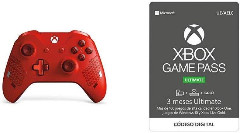 Mando Xbox One más 3 meses de Gamepass por sólo 53€ 1
