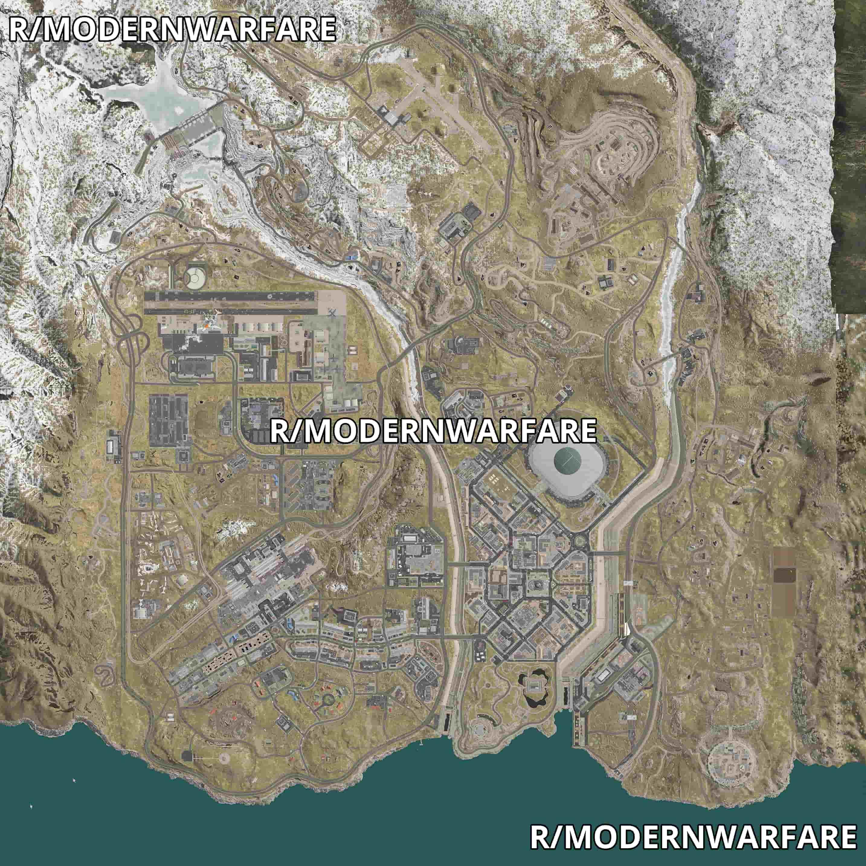 Ya sabemos cuando llegaría el Battle Royale de Call of Duty: Modern Warfare 1