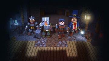 Esta es la fecha de lanzamiento de Minecraft Dungeons gracias al X019 5