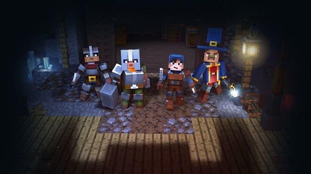 Esta es la fecha de lanzamiento de Minecraft Dungeons gracias al X019 8