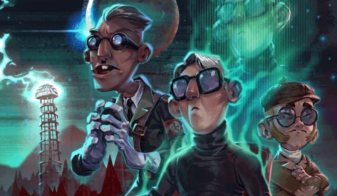 Nine Witches: Family Disruption anuncia su llegada a Xbox One 1