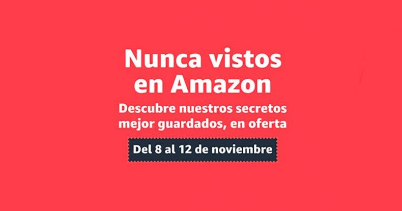 El Black Friday se adelanta en Amazon con los nunca vistos, una gran selección de ofertas 1