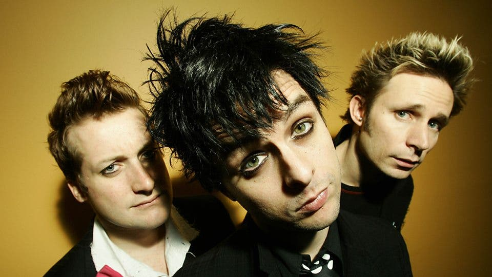 Green Day actuará y acompañaría el anuncio de un juego en The Game Awards 16