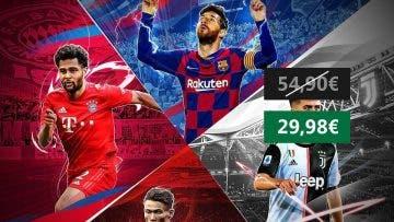 Consigue eFootball PES 2020 Xbox One a un gran precio 2