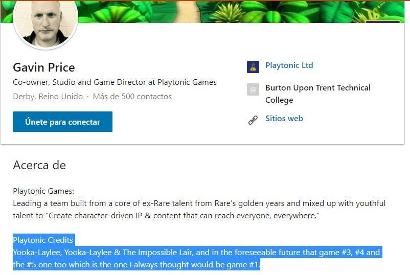 ¿Está Microsoft reuniendo al equipo para un nuevo Banjo-Kazooie? 2