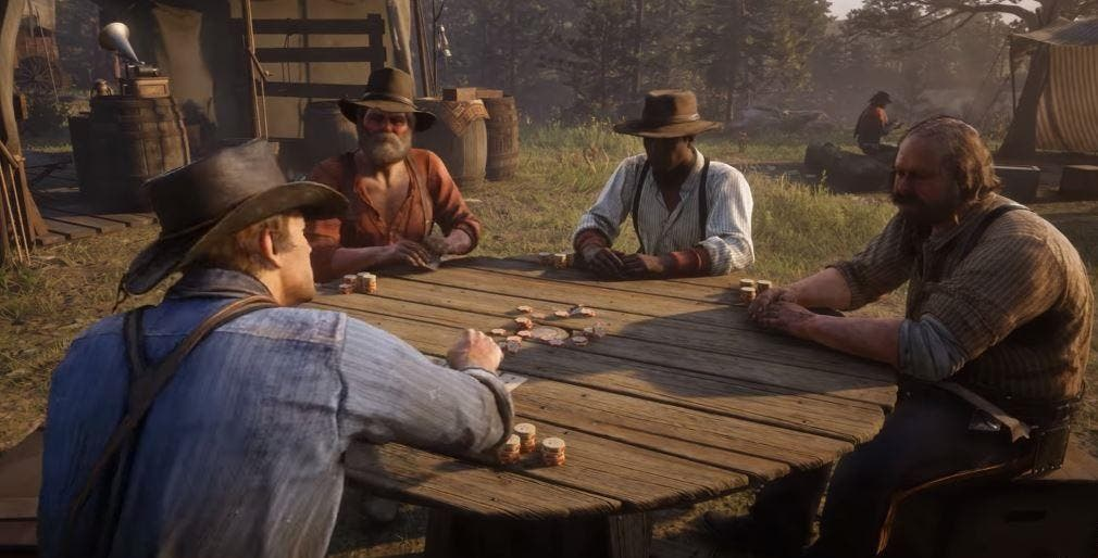 Cómo conseguir dinero rápido en Red Dead Redemption 2 8