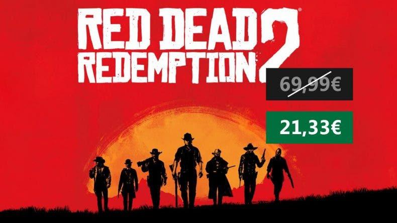 Aprovecha esta oferta de Red Dead Redemption 2 para Xbox One 1