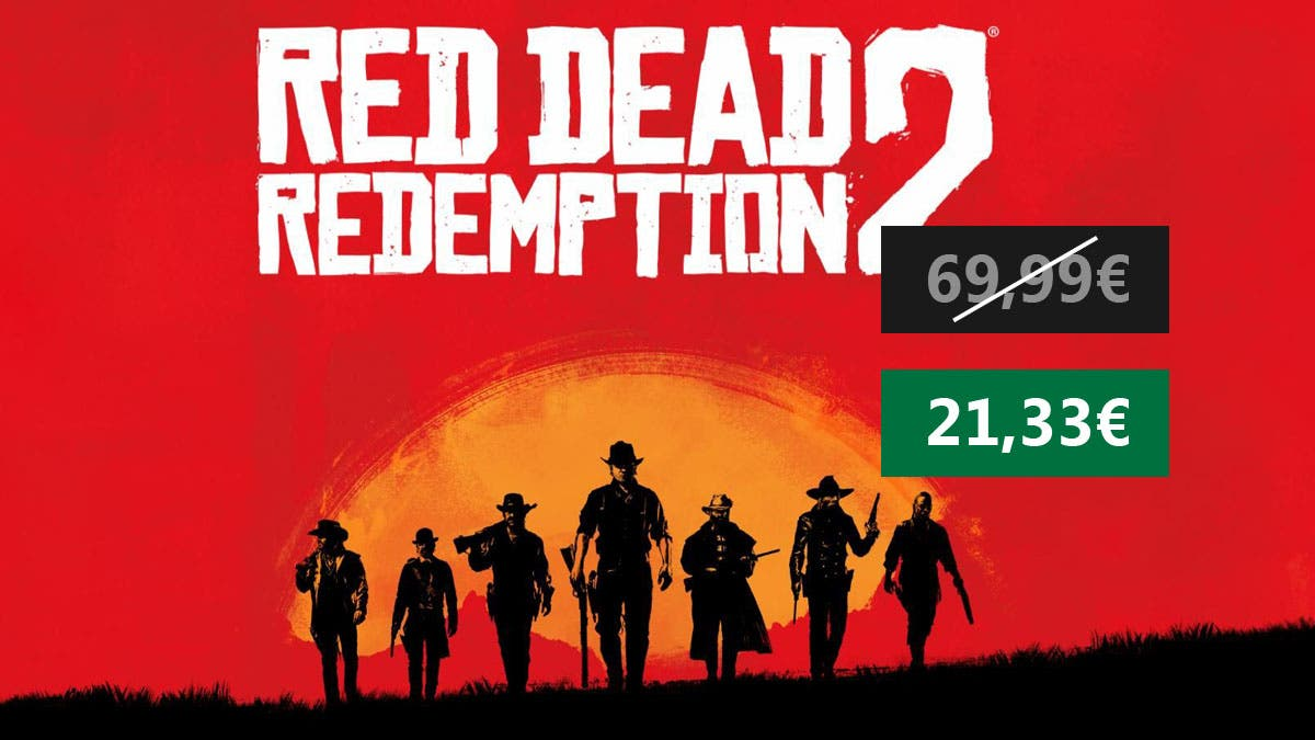 Aprovecha esta oferta de Red Dead Redemption 2 para Xbox One 5