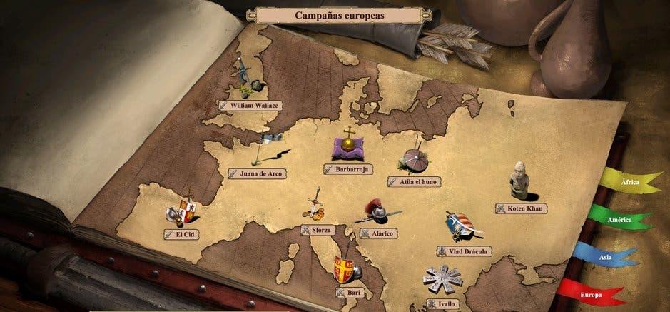 Análisis de Age of Empires II: Definitive Edition - PC 2