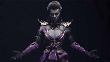 Así de espectacular luce la nueva apariencia de Sindel en Mortal Kombat 11 7
