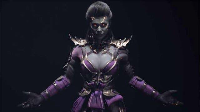 Así de espectacular luce la nueva apariencia de Sindel en Mortal Kombat 11 1