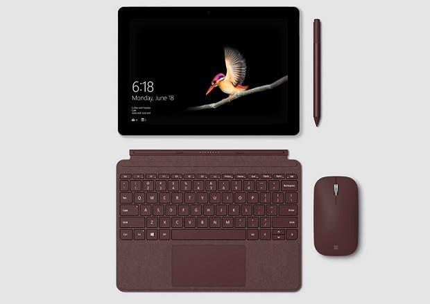 Primeras ofertas en ordenadores Surface por el Black Friday en El Corte Inglés 1