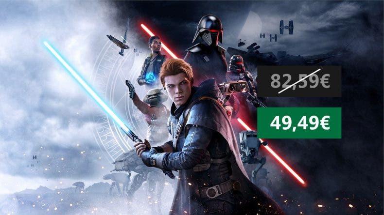 Oferta Star Wars Jedi: Fallen Order Deluxe Edition (Xbox One) 1