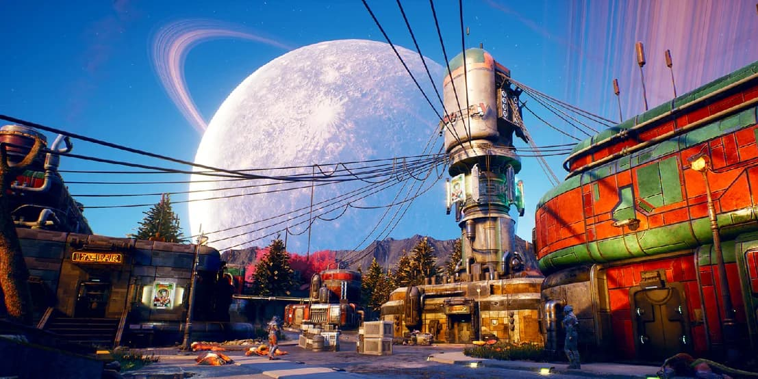 Ya está disponible un nuevo parche para The Outer Worlds 5
