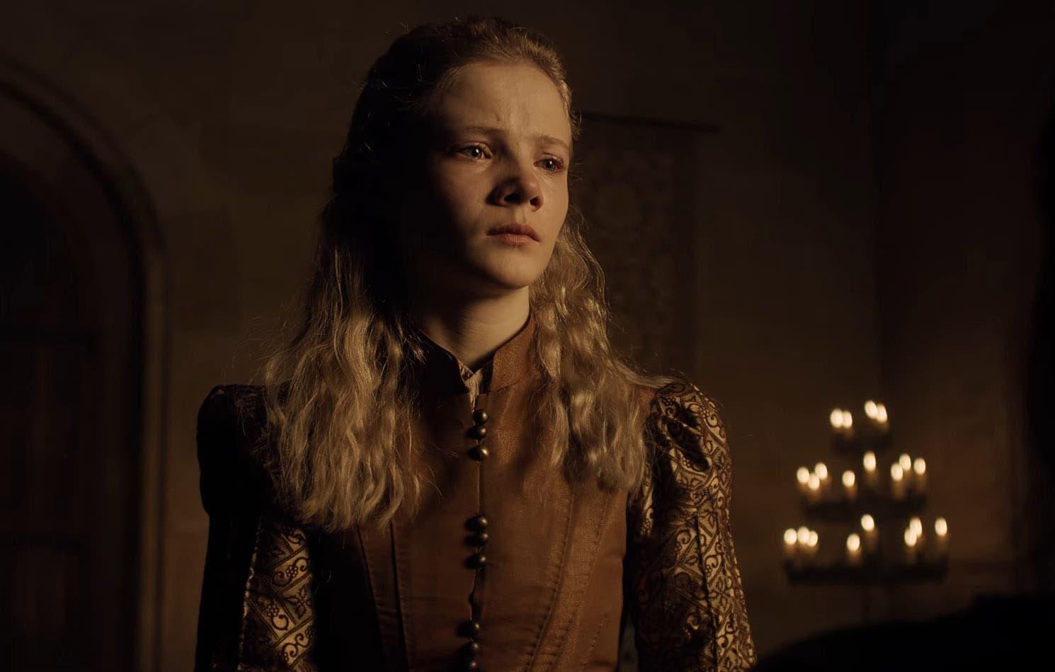 Ciri iba a ser la protagonista de la serie de The Witcher originalmente 10