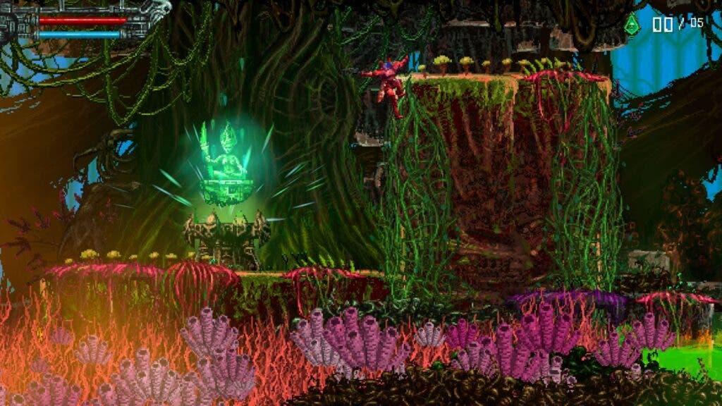 Análisis de Valfaris - Xbox One 4