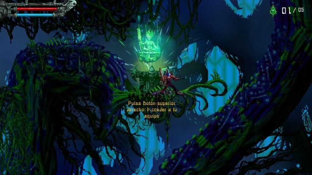 Análisis de Valfaris - Xbox One 2