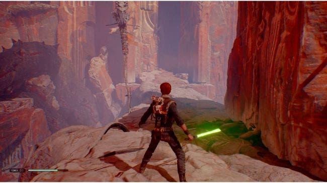 Cómo desbloquear el sable láser doble en Star Wars Jedi Fallen Order 4
