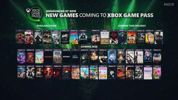 Los cinco mejores anuncios del Inside Xbox del X019 5