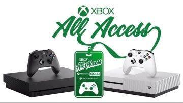 Estos son todos los bundle de Xbox All Access disponibles en Amazon EEUU 1