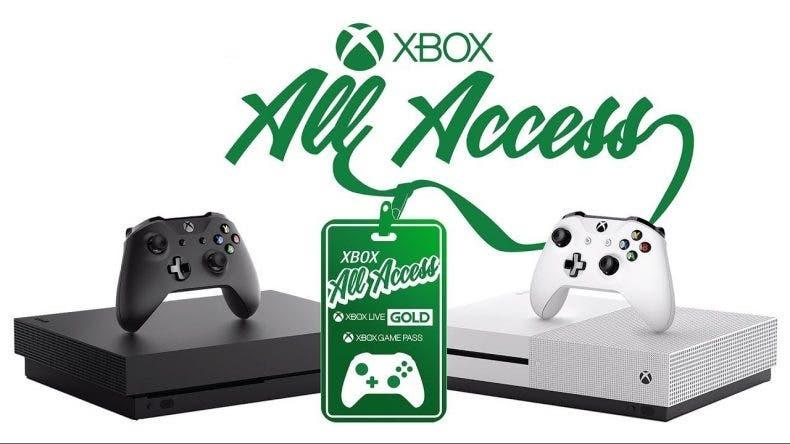 Filtrada la fecha de lanzamiento de Xbox All Access a través de Amazon 1