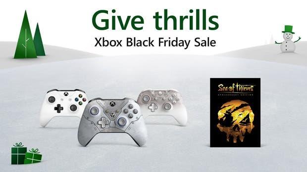 Ya hay fecha y primeros detalles de las ofertas del Black Friday en Xbox One 1