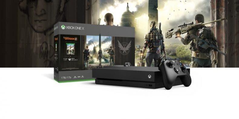 Los bundle de Xbox One X rebajados en el Black Friday de El Corte Inglés 1