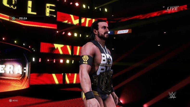 Un rumor apunta a la cancelación de WWE 2K21 1