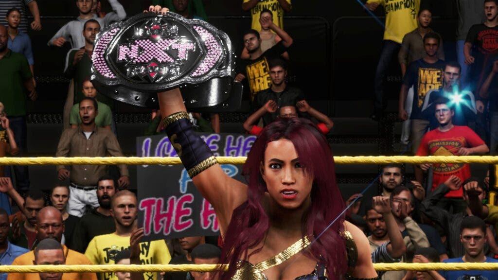 Análisis de WWE 2K20 - Xbox One 3