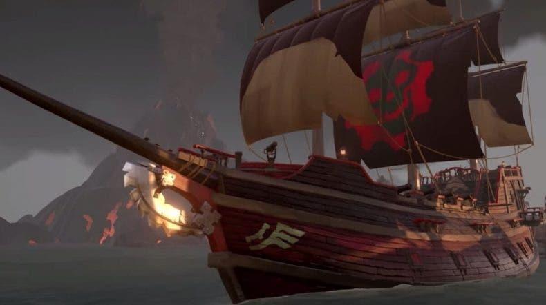 Juega a Sea of Thieves y consigue gratis el Set Omen de Gears of War 1