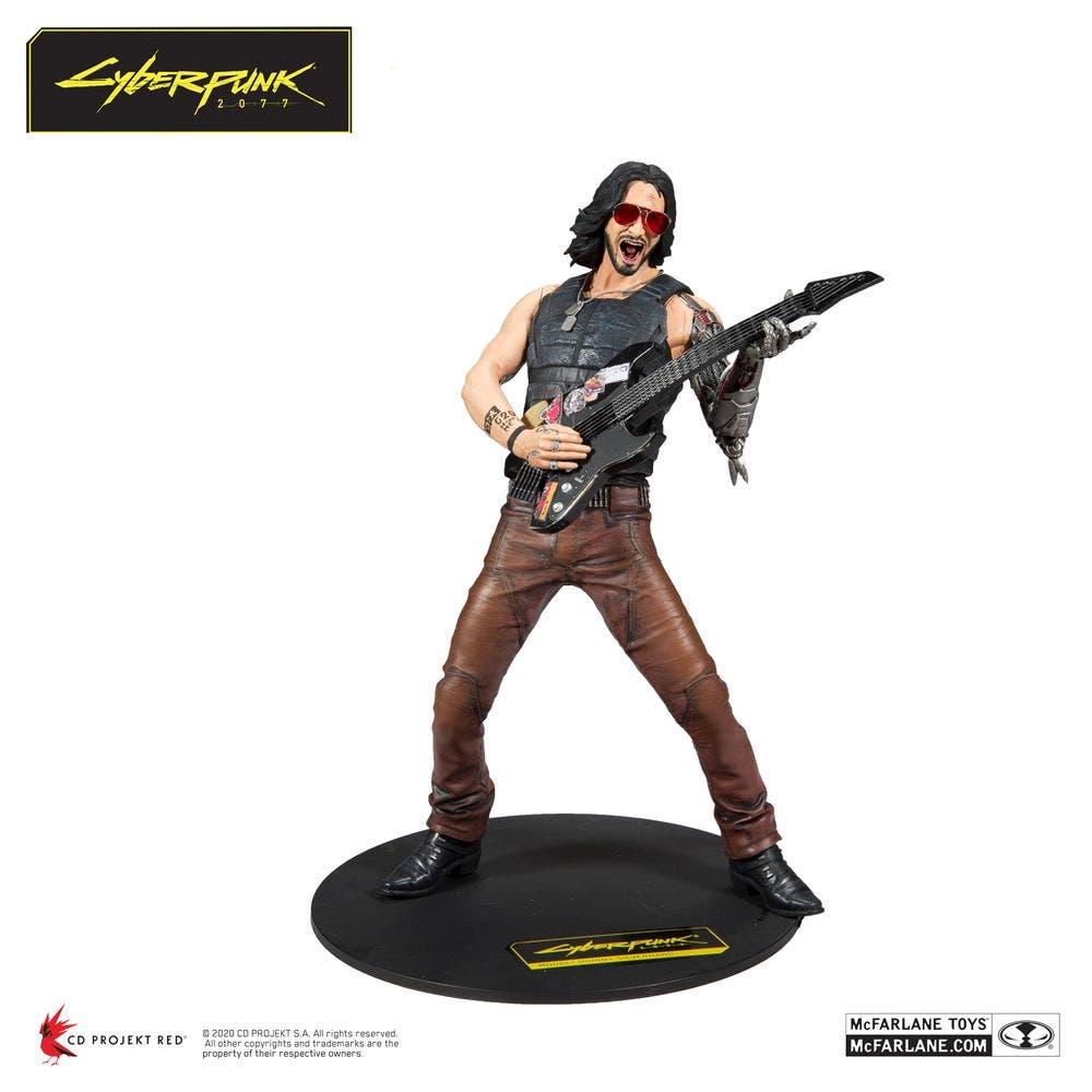 McFarlane Toys anuncia estas espectaculares figuras de acción de Cyberpunk 2077 1