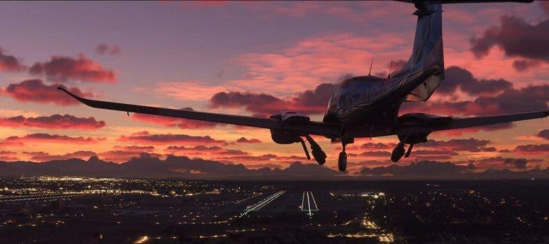 Microsoft Flight Simulator se muestra más real que la realidad con NVIDIA 1