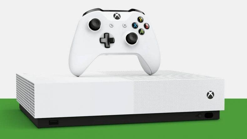 El porqué del éxito de Microsoft y su Xbox One S All-Digital en el Black Friday y Cyber Monday 1