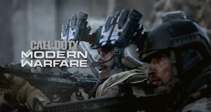 Un bug podría haber revelado el nuevo Battle Royale de Call of Duty Modern Warfare 8