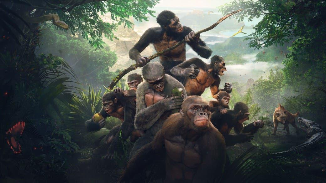 Análisis de Ancestors The Humankind Odyssey - Xbox One 3
