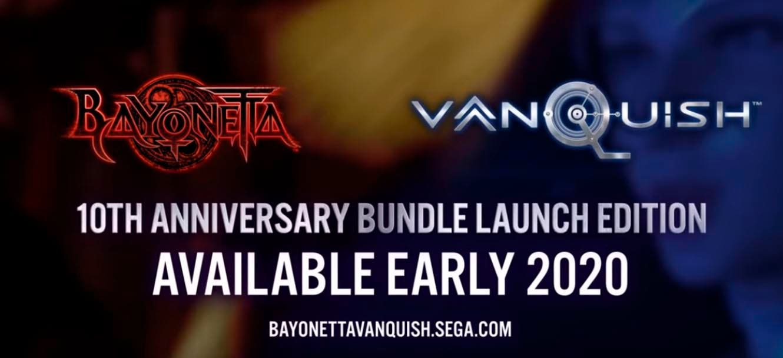 Se filtra el tráiler del pack Bayonetta & Vanquish 10th Anniversary