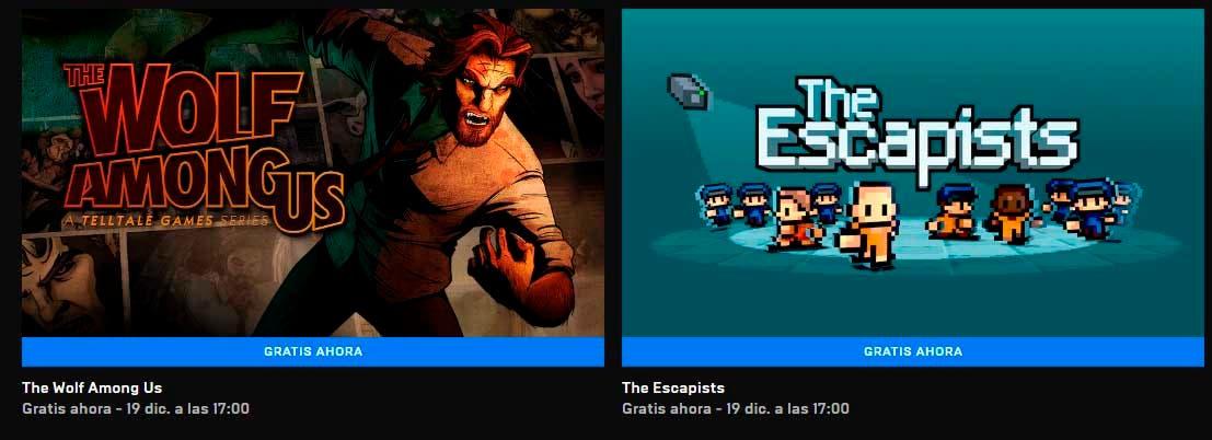 La Epic Games Store ofrece dos juegos gratis esta semana 1