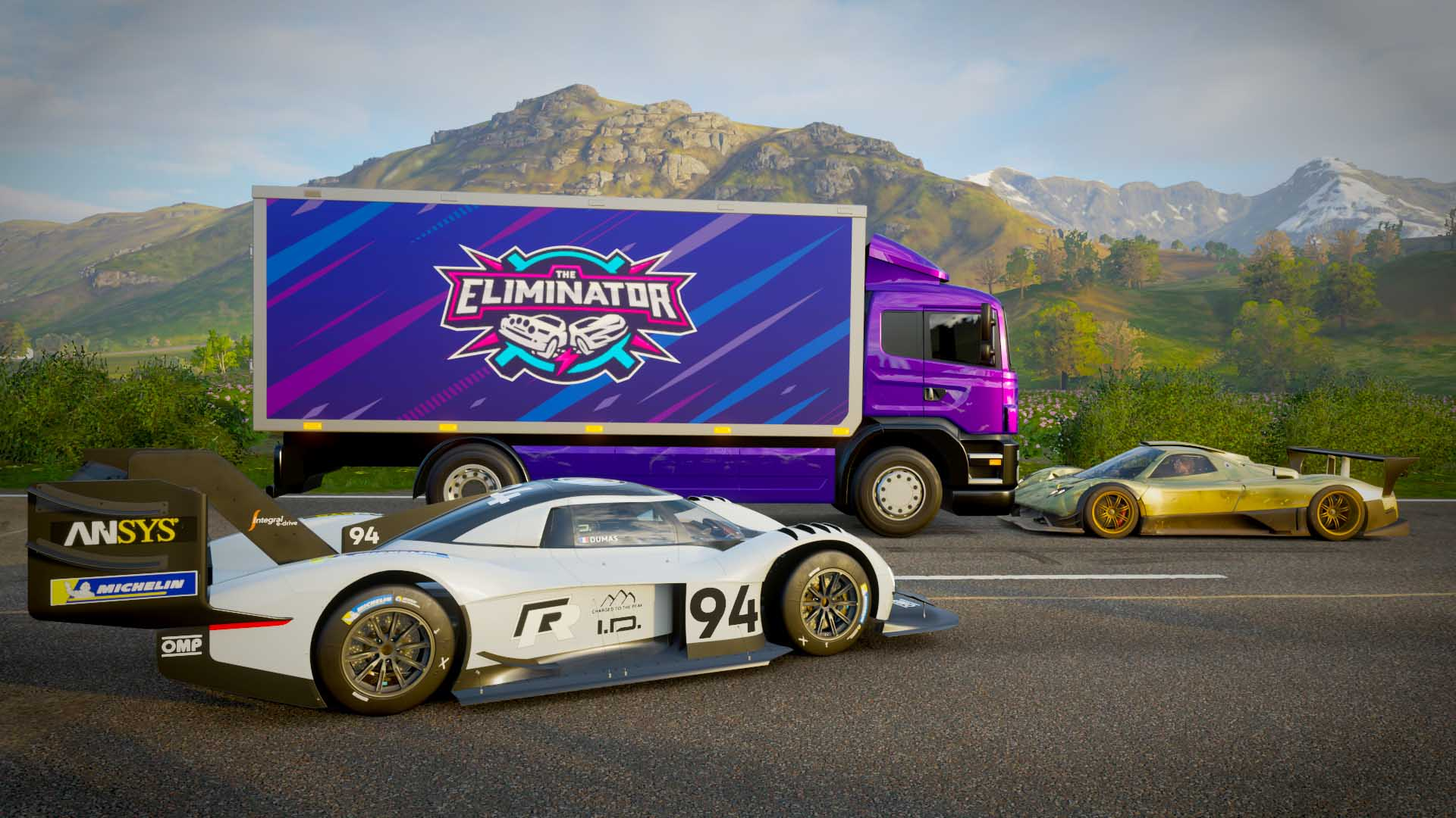 Forza Horizon 4 estrenará modo Battle Royale mañana, The Eliminator 9