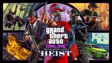Hoy disponible el atraco al casino de GTA Online 1