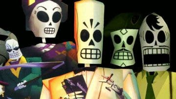 Double Fine valora hacer llegar Grim Fandango a Xbox One 4