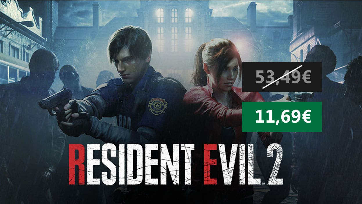 Gran Oferta por Resident Evil 2 para PC 6