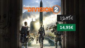 Oferta The Division 2 Edición Washington DC para Xbox One 5