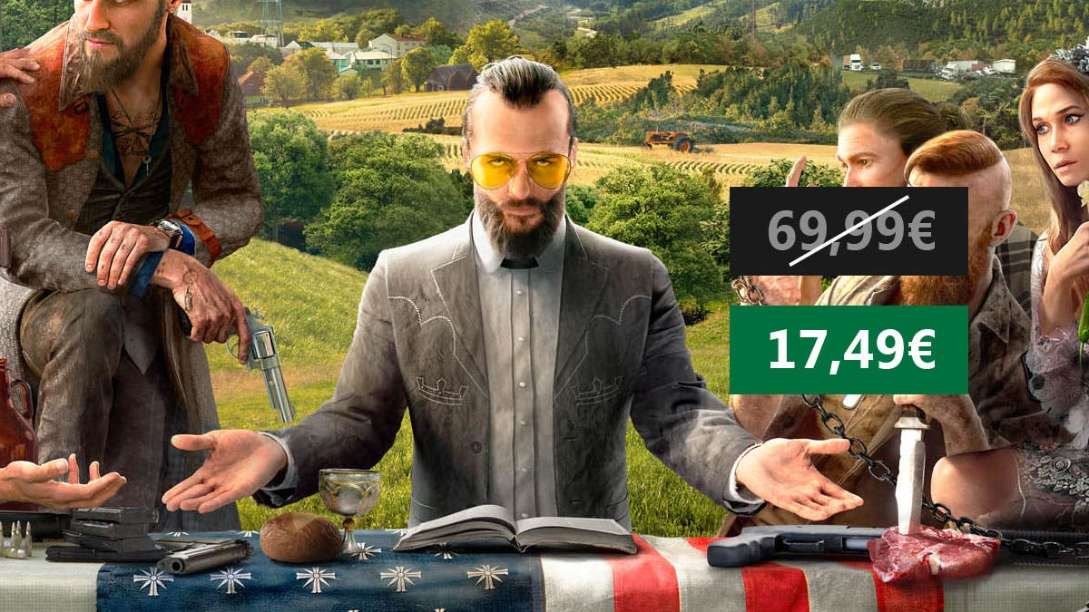Oferta Far Cry 5 para Xbox One 20